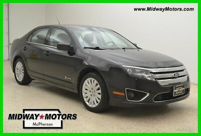 2010 Ford Fusion SE 2010 SE Used 2.5L I4 16V Automatic FWD Sedan Premium