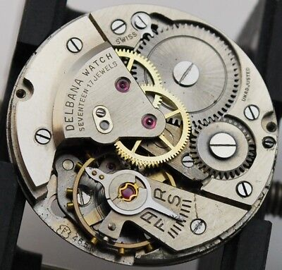 Jewelry & Watches Good Felsa 4008 Mouvement