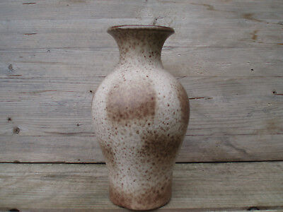 SCHEURICH Vase / Midcentury Vintage West-Germany Pottery / sign 299 size 22