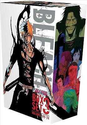 Bleach Box Set 3: Includes vols. 49-74 with premium by Tite Kubo Paperback Book