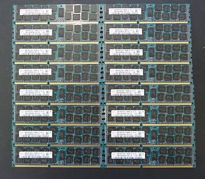 128GB (16x8GB) Hynix PC3L DDR3-1333MHz HP DELL IBM Lenovo Supermicro LOT 237