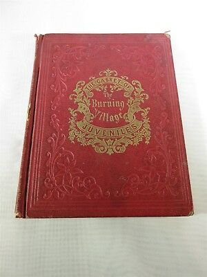 Rare 1855 The Burning Village; And Other Indian Stories Ivison & Phinney