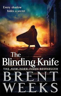 The Blinding Knife: Book 2 of Lightbringer by Weeks, Brent Book The Cheap Fast