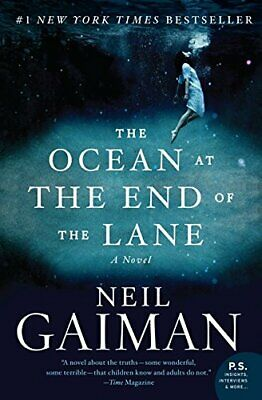 The Ocean at the End of the Lane by Gaiman, Neil Book The Cheap Fast Free Post