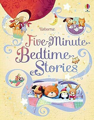 Five-minute Bedtime Stories (Read-aloud Treasuries) by Sam Taplin Book The Cheap