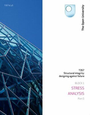 Structural Analysis by Open University Course Team Paperback Book The Cheap Fast
