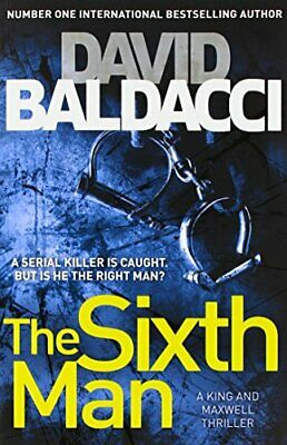 The Sixth Man (King and Maxwell) by Baldacci, David Book The Cheap Fast Free