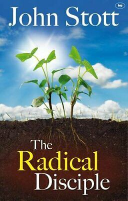 The Radical Disciple by John Stott Paperback Book The Cheap Fast Free Post