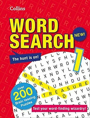Collins Word Search: Book 1 by Collins Book The Cheap Fast Free Post