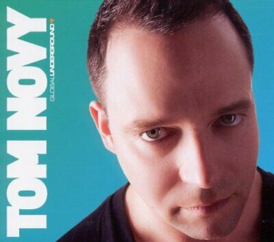 Global Underground - Tom Novy CD AMVG The Cheap Fast Free Post The Cheap Fast