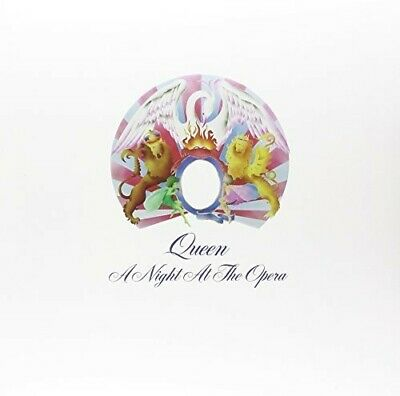 Queen - Night at the Opera [New Vinyl LP] UK - Import