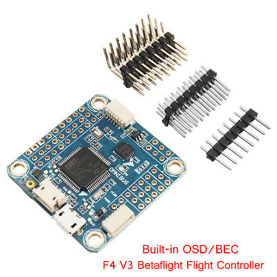 V2 Flight Controller Built-in OSD//BEC for FPV RC Racing Drone RC979 F4 Pro