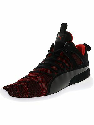 NEW MEN S PUMA Ferrari Evo Cat Mid High Top - 306013-01 Red Training ... 95c3c8811