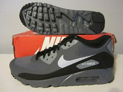 info for 1edca b621f (819474 011) DS Nike Air Max 90 Ultra Essential dark grey cool grey