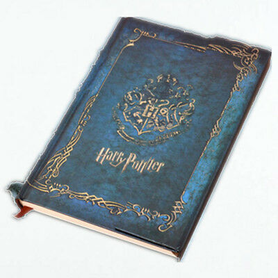 HOT Journal For Diary Harry Potter Vintage Blue Planner Book Agenda Notebook US