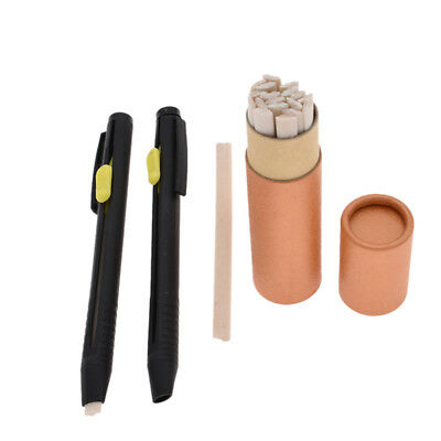 Tailor's Chalk Soluble Kit Pens Refills for Fabric Maker Handcraft Sewing Supply