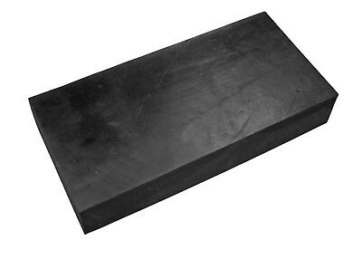 Heavy Duty Solid Rubber Blocks Sheet - Packers , Buffers , Spacers - 50Mm Thick