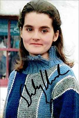 Shirley Henderson Autograph *harry Potter (A)* Hand Signed 6X4 Photo