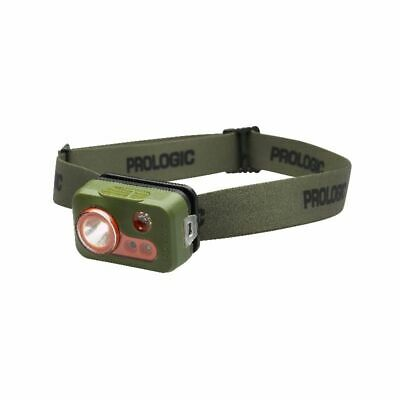 PROLOGIC Lumiax MKII Head Lamp Kopflampe by TACKLE-DEALS !!!