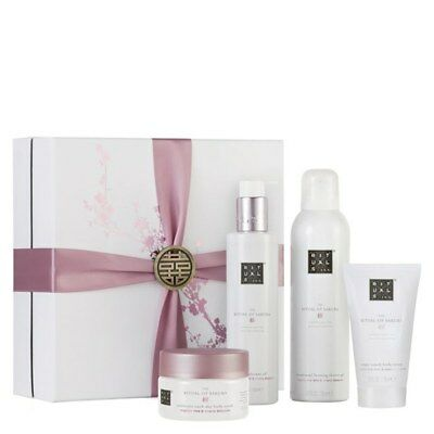 rituals gift set sakura luxury box set