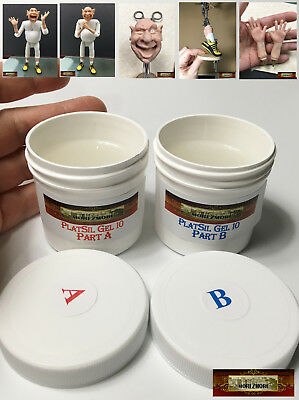 M00511-150 MOREZMORE Try PlatSil Gel 10 Pourable Silicone Liquid Rubber 150 g