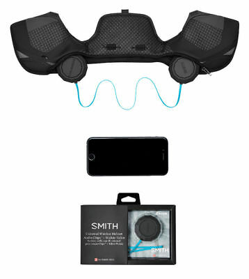 Smith Outdoor Tech Wireless Audio Bluetooth Chips 2.0 Nuovo