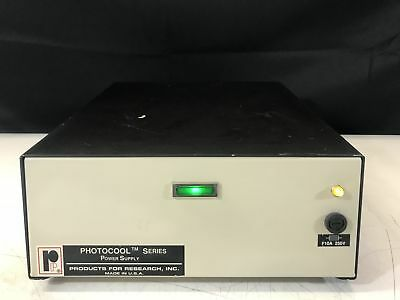 Products For Research PC308CE Photocool Series Power Supply