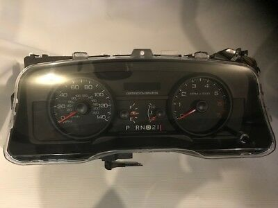 Ford Crown Vic Speedo Instrument Cluster Oem