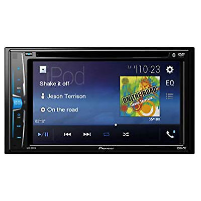 "Pioneer AVH210EX 6.2"" Multimedia DVD Receiver WVGA Display Built-in Bluetooth"