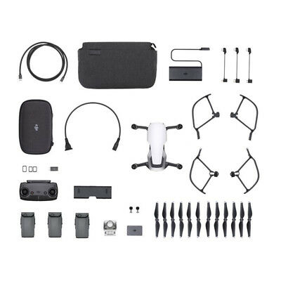 Dji Mavic Air - Fly More Combo Camera Drone in Arctic White by Digital