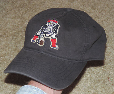 NFL New England Boston PATRIOTS Reebok Vintage Collection Pre-faded Hat Cap  S M 9f5328a7e