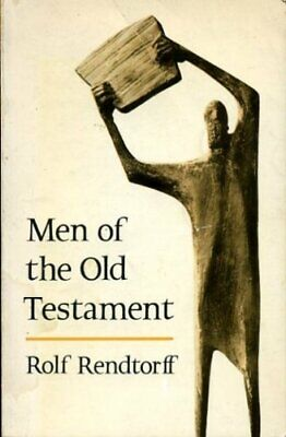 Men of the Old Testament by Rendtorff, Rolf Paperback Book The Cheap Fast Free