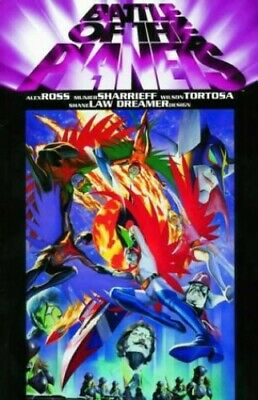 Battle of the Planets: Trial by Fire by Law, Shane Paperback Book The Cheap Fast