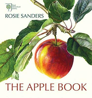 The Apple Book by Sanders, Rosie Hardback Book The Cheap Fast Free Post
