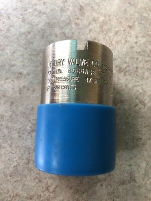 "New York 022-03871-000 Relief Valve 375 PSI 1"" Henry B566ASB"