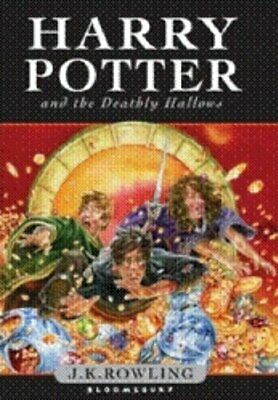 Harry Potter and the Deathly Hallows (Harry Potter... by Rowling, J. K. Hardback