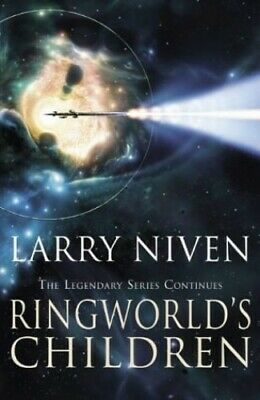 Ringworld's Children by Niven, Larry Hardback Book The Cheap Fast Free Post