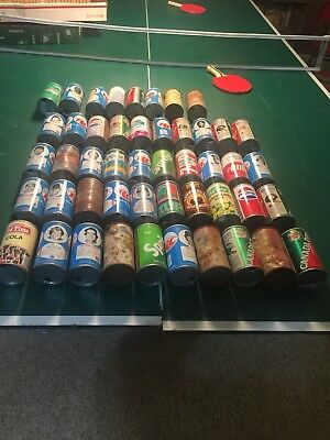 Vintage Soda Can Collection Soda Cans Lot Old Pop Can