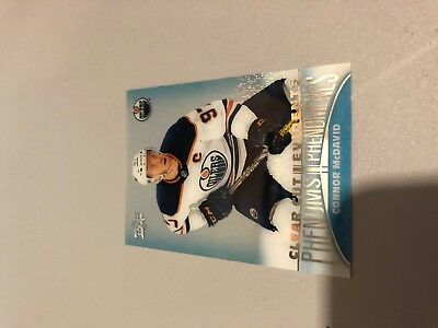 2018-19 Tim Hortons Hockey Cards CLEAR CUT PHENOMS U PICK FROM LIST #1-15