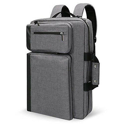 Convertible Laptop Backpack, Water Resistance, Antitheft, Usb Charging Port