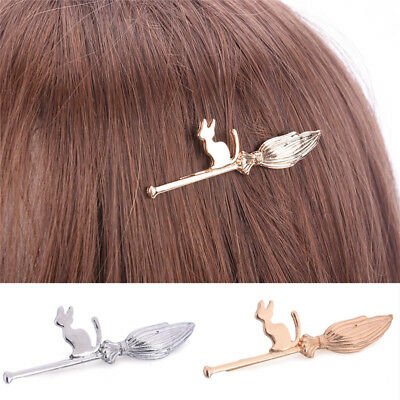 Cute Cat Hair Clip Barrettes Girls Women Fashion Lovely Hair Accessary Gifts H&P
