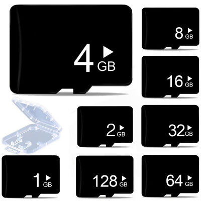 2Go 4Go 8Go 16Go Carte Micro SD TF Flash Mémoire Pour Phones MP3 Tablet Memory