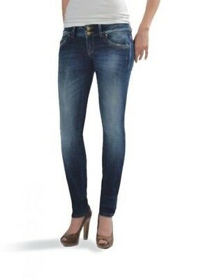 Ltb Jeans pour Femmes Molly Super Mince Oxford Wash Neuf