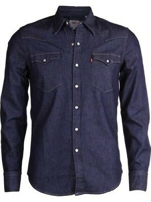 Chemise Barstow Levi's 65816 Jean Western Homme Jc1FKl