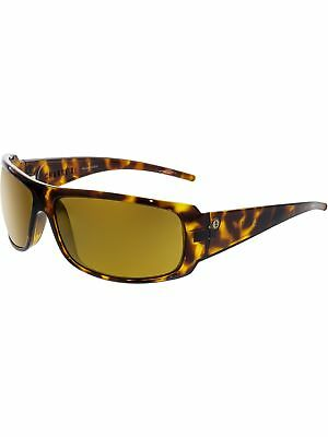 85aeb066145 Electric Men s Polarized Charge Xl EE10410666 Brown Wrap Sunglasses