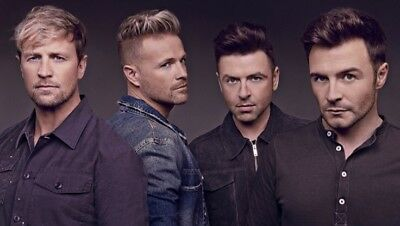 2x westlife tickets O2 London 13/6/19 - sold out