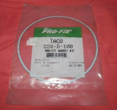 New = Taco Pro Fit = Gsk D 100 Body Gasket Kit ( Gsk-D-100 )