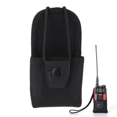 Small Waist Bag For Molle System Two Way Radio Walkie Talkie Pouch Case Holder