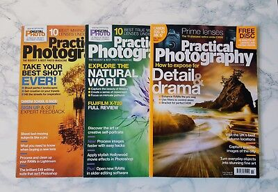 3 .PRACTICAL PHOTOGRAPHY. Magazine's