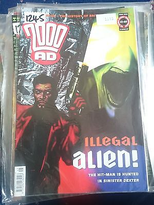 2000 Ad Magazine#1245-Illegal Alien......